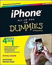 The easy way to have fun with your iPhone - fully updated for iPhone 6 and iPhone 6 Plus! Are you all about your iPhone? You've come to the right place! iPhone All-in-One For Dummies covers all the basics and beyond to give you hands-on, all-encompas...