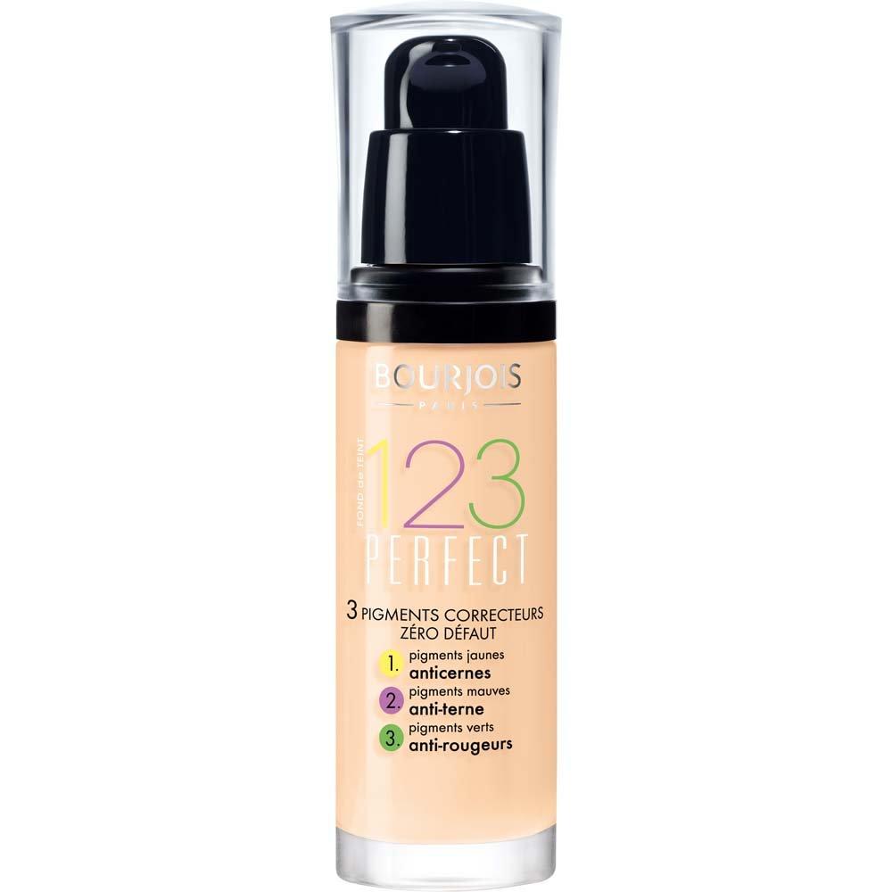 Bourjois 1,2,3 Perfect Foundation 51 Light Vanilla 363512