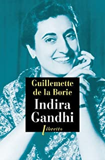 Indira Gandhi par La Borie