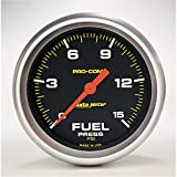 Auto Meter 5461 Pro-Comp Electric Fuel Pressure Gauge