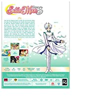 Sailor Moon Super S (Set 2) Standard Edition (BD/DVD Combo Pack) [Blu-ray] by WarnerBrothers