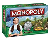 Monopoly The Wizard of Oz 75th Anniversary Collector's Edition
