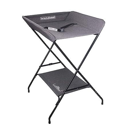 Folding table J-Mesa Plegable Ajustable Mesa Plegable de bebé ...