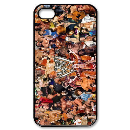 Best Iphone Case World Wrestling Entertainment WWE Iphone 4 4s Case Cover Top Iphone Case Show (Wwe Display Case compare prices)
