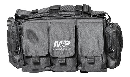 M&P by Smith & Wesson  Anarchy Bug Out Bag with Tactical Weather Resistant for Shooting Hunting Hiking Travel CCW Range Emergency Disaster Survival Daypack Compact