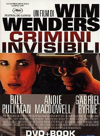 Crimini Invisibili (Dvd+Libro) [Italia]: Amazon.es