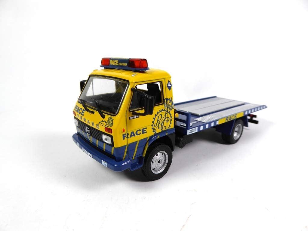 OPO 10 - Pegaso Ekus Convenience Tray Truck 1210-6 1/43 (Ref: LW04)