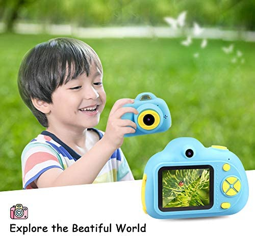 Best Birthday Gifts for Boys Age 3-8,OMWay Kids Digital ...