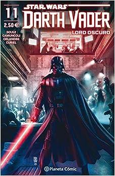Star Wars Darth Vader Lord Oscuro Nº 11 por Charles Soule epub