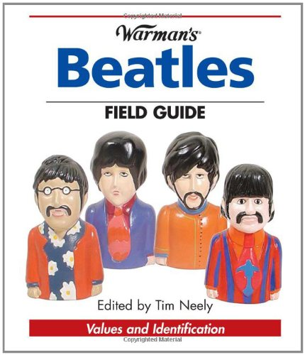 Warman's Beatles Field Guide  Values And Identification  Warman's Field Guides