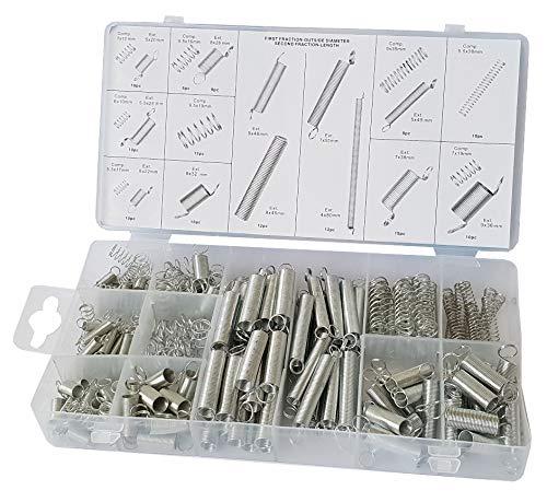 Surtido de DKB de 200 piezas plumas Impresió n espirales Acero Set –  Muelle de Muelle CMC Imports GmbH