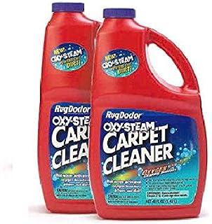 Oxy Steam Carpet Cleaner   2 Pk.
