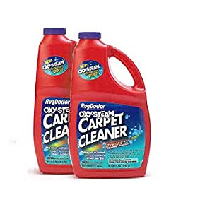 Oxy-Steam Carpet Cleaner - 2 pk.