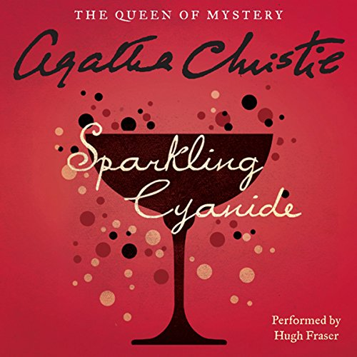 Bargain Audio Book - Sparkling Cyanide