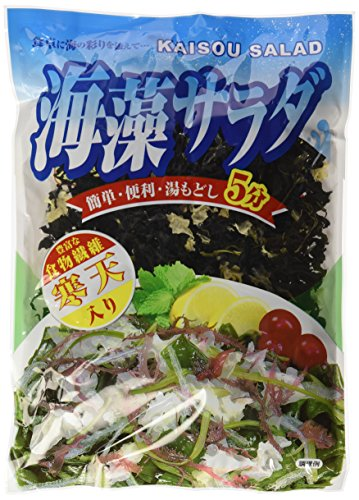 Emerald Mix (Sanko Seaweed Dry Mix Kaiso Salad, 2.64-Ounce Units)