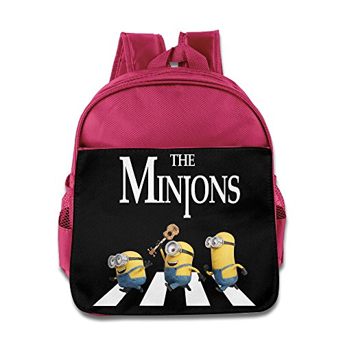MY LORD Yellow Capsule Banana Soldier Abey Road Backpack / Kids' School Backpack (Minions Movie: Minion Kevin Adult Costume)