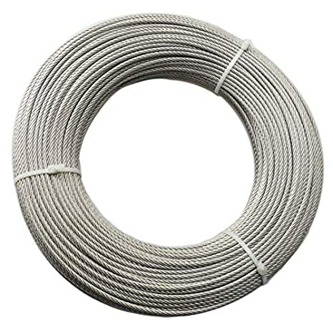 Bestbode Galvanized Steel Wire Rope 18 For Cable Railing Kit 250