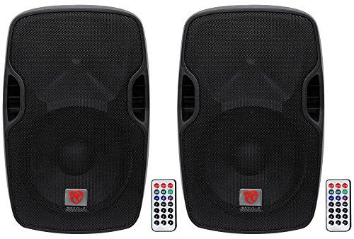 600w 12' Pa Speaker - (2) Rockville BPA12 12