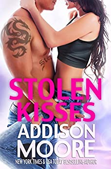 Stolen Kisses (3:AM Kisses Book 11) by [Moore, Addison]