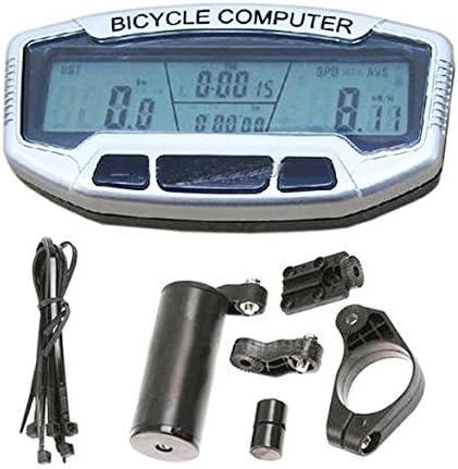 ESST Velocímetro Digital para Bicicleta con Pantalla LCD para ...