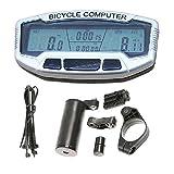 ESST Durable Bike Digital Bicycle LCD Computer Speedometer Odometer Clock SD558A