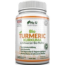 Nutrition Curcuma Kapseln