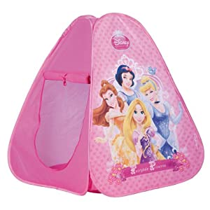 Disney Princess Pop Up Tent  sc 1 st  Amazon.com & Amazon.com: Disney Princess Pop Up Tent: Toys u0026 Games