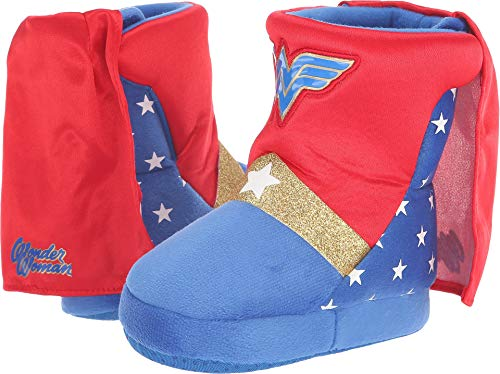 Favorite Characters Baby Girl's WWF200 Wonder Woman¿ Slipper