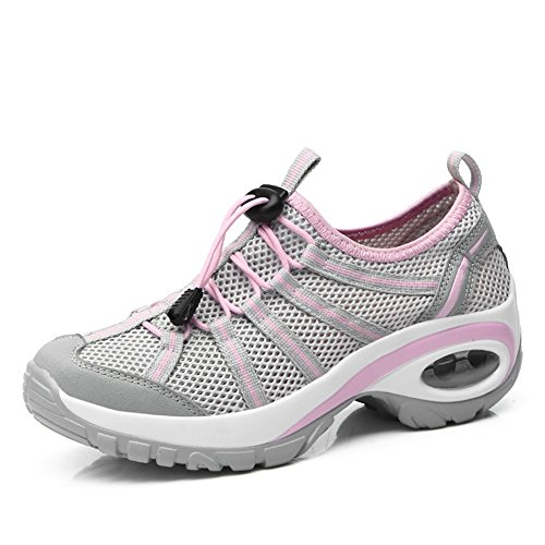 Shoes Shoes Shoes Bottom Height Trekking Casual Cushion Shoes Women's New Increase C Air Thick Outdoor n0SxZTv
