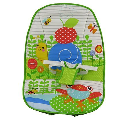 Snail Rocker (Fisher Price Sunnyside Snail Baby Bouncer - Replacement Pad)