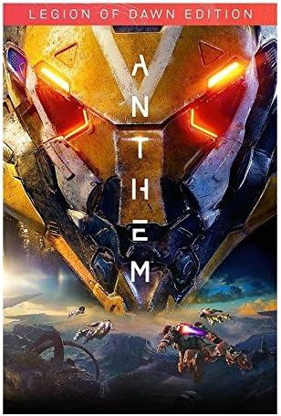 Sony Anthem: Legion of Dawn Edition, PlayStation 4 vídeo - Juego ...