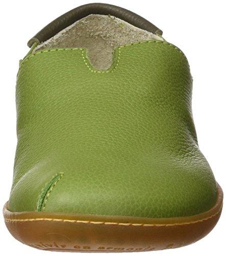 VerdegreenKaki N275 Grain ViajeroScarpe – Soft Basse El Da Ginnastica Naturalista Unisex Adulto CBxode