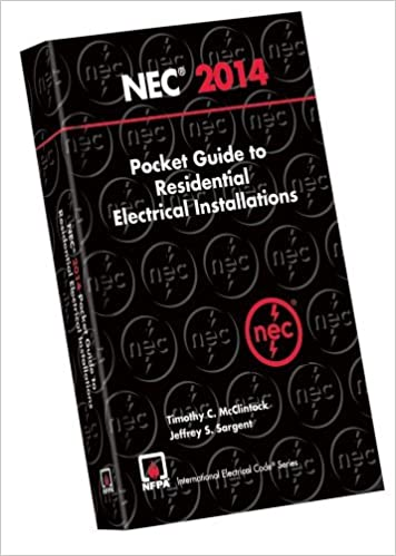 National electrical code 2014 pocket guide for residential national electrical code 2014 pocket guide for residential electrical installations national electrical code pocket guide residential 1st edition fandeluxe Gallery