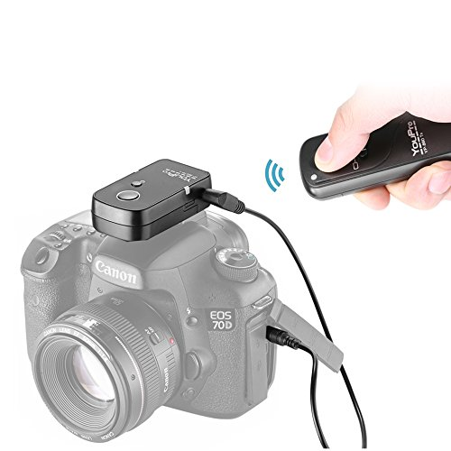 Price comparison product image Top-Fotos Wireless Camera shutter Remote Control --- Suitable for Sony a7 / a7R / a7S / a7 II / a7S II / a7R II / a6300 / a6000 / a5100 / a5000 / a3000 / HX300 / HX50 / H60 / RX100 II / RX100 III / a58 / NEX-3NL in anywhere