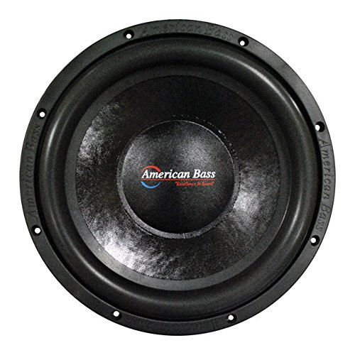 (-NEW-) American Bass XD1244 12 inch 1000 Watts Subwoofer