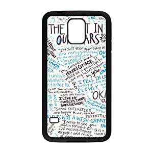 SANLSI The Fault in Our Stars Okay? Okay Printed Cell Phone Case for Samsung Galaxy S5