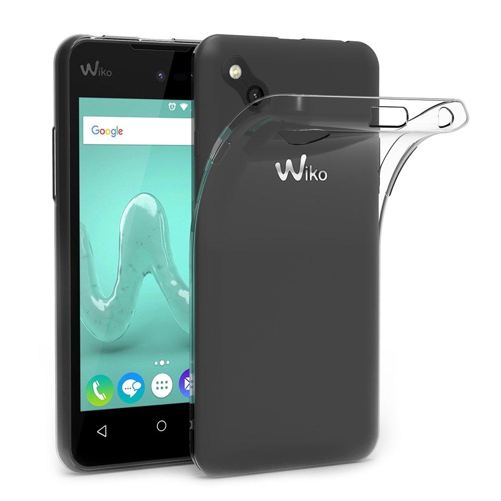 AICEK Funda Wiko Sunny, Wiko Sunny Funda Transparente Gel Silicona Wiko Sunny Premium Carcasa para Wiko Sunny