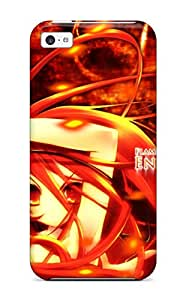 morgan oathout's Shop Fashionable Iphone 5c Case Cover For Shakugan No Shana Protective Case