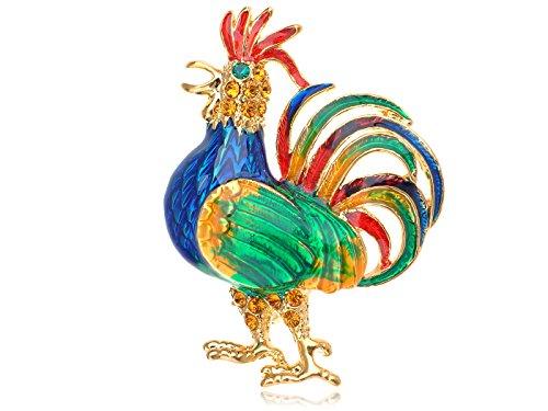 rhinestone chicken - 5