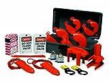 Brady LKXV Prinzing Valve Lockout Kit (1 Kit)