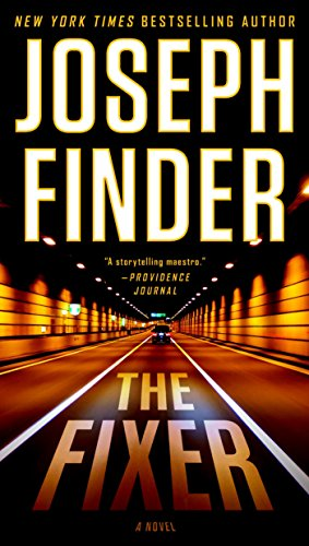 Image result for the fixer joseph finder amazon