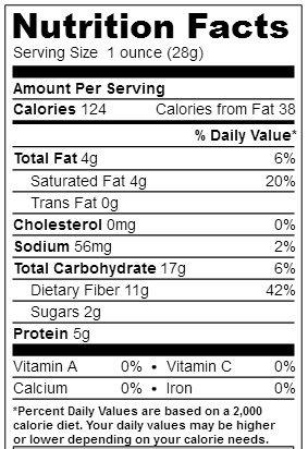 Coconut Flour, Organic - 5 Lbs by Dana's Healthy Home
