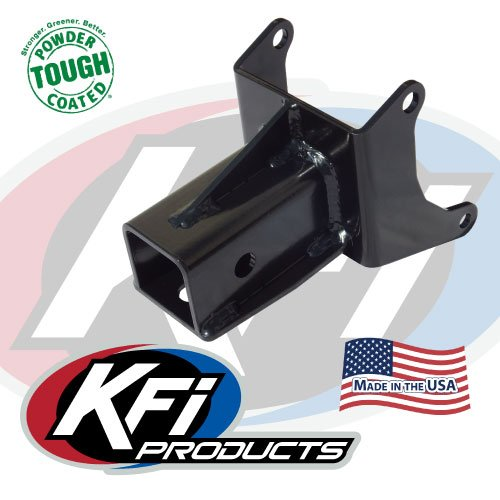 2012-16 Can-Am Renegade 800 / 850 / 1000 (G2) Renegade G2 2' Receiver Hitch by KFI Products 100945 100945-2012-16Renegade800/850/1000G2