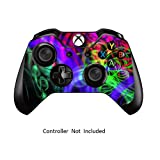 Cheap Skins Stickers for Xbox One Games Controller – Custom Orginal Xbox 1 Remote Controller Wired Wireless Protective Vinyl Decals Covers – Leather Texture Protector Accessories – Printed