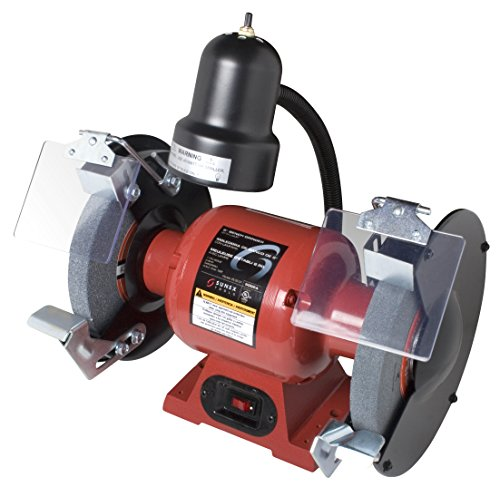 Sunex 5002A Bench Grinder with Light