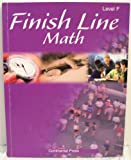 Finish Line Math, Continental Press Staff, 0845492810