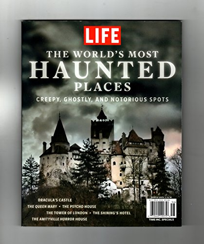 The World's Most Haunted Places/2015.Ghostly, Ghastly U.S. & Canada;Scary, Spectral Latin America;Bloody, Bone-Chilling Asia & Australia;Hair-Raising, Haunted Europe;Uncanny, Unearthly Africa