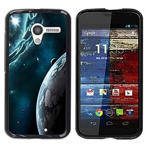 Stuss Case / Funda Carcasa protectora - Dark Metallic Skies - Motorola Moto X 1 1st GEN I