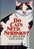 Do Cats Need Shrinks?, Peter Meville, 0785801588