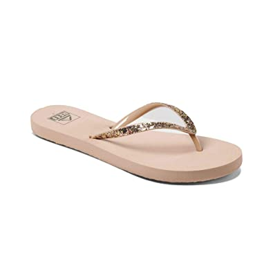 879eb9fcf636 Reef Women s Stargazer Flip Flops  Amazon.co.uk  Shoes   Bags